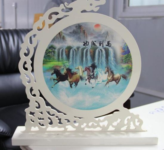 Nano Glass Stone Painting pictures & photos