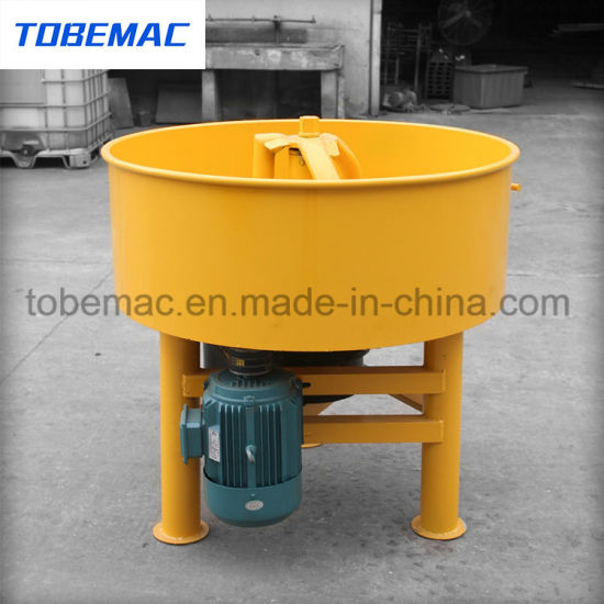 Low Prices Jq Series Pan Type Concrete Mixer for Sale