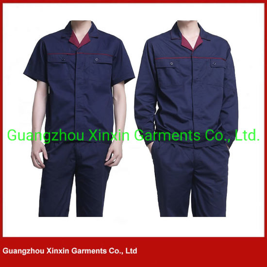 Custom Made Good Quality Work Overall Supplier (W178)