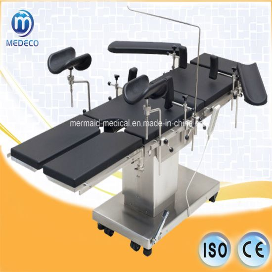 Medical Equipment Electric Operating Table Ecol001  pictures & photos
