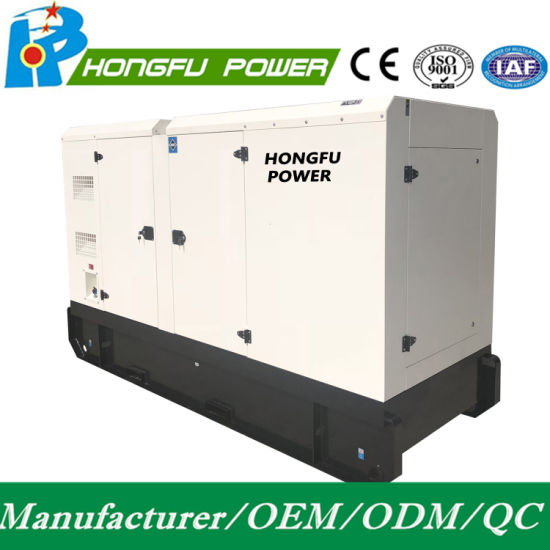 400kw/500kVA 360kw/450kVA Super Silent Diesel Generator for Power Plant pictures & photos
