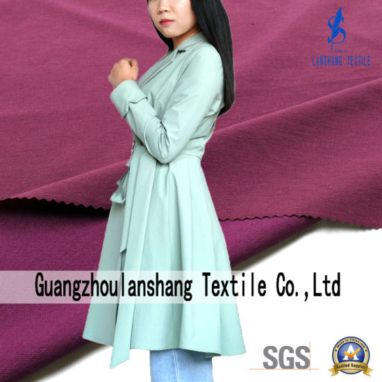 10%Spandex 90%Nylon Fabric for Coat Jacket