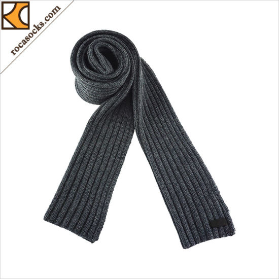 181002-Sc Classic Comfortable Merino Wool Women Scarf pictures & photos