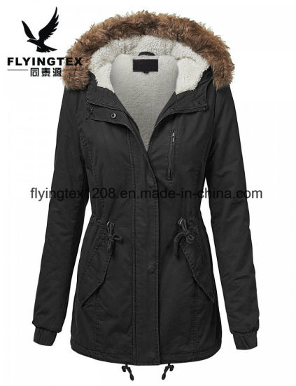 China Wholesale Fashion Women Ladies Winter Outdoor Long Jacket ... 7111d0501198