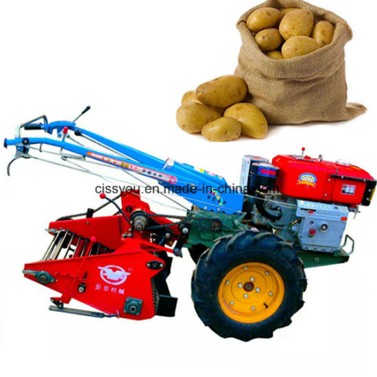 Factory Offer Peanut Potato Harvester Harvesting Machine (WSUD)