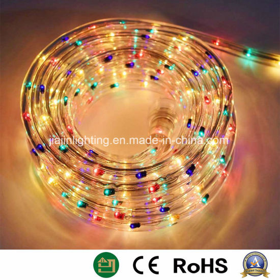 Multicolor Led Rope Light With Ce And Rohs
