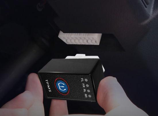 OBD Original TPMS Display on Dashboard for Nissan Car Hyundai Car Byd Car  TPMS