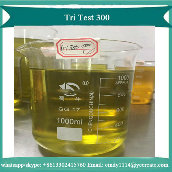 Coupond Steroid Liquild Tri Test 300 for Bodybuilding pictures & photos