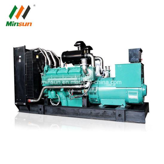 20kw1000kw Cummins Portable Silent Diesel Power Generator Engine ATS