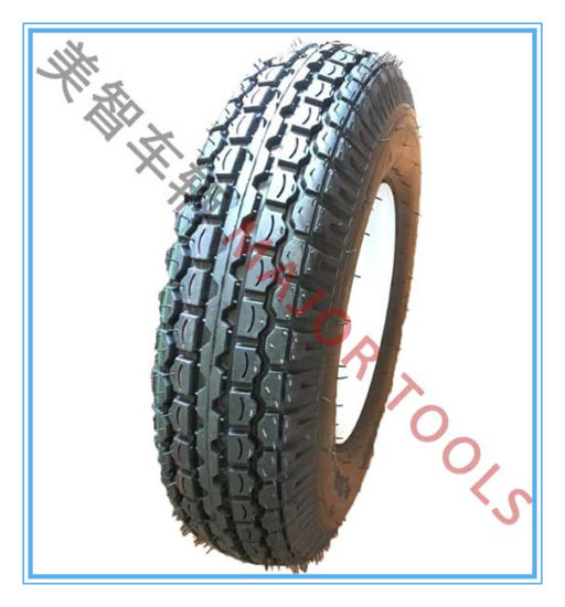 4.00-8 Tubeless Rubber Wheel Is Used for The Wheel of The Large Tool Vehicle, The Wheel of The Agricultural Tool Vehicle