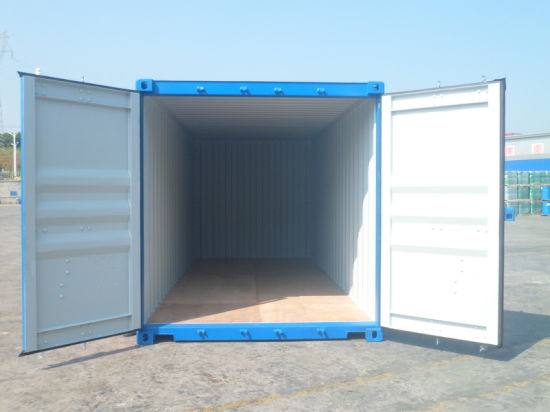 Brand New Shipping Container with Lock Box pictures & photos