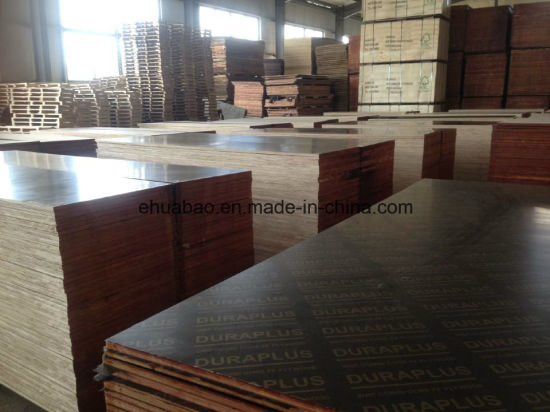 Shuttering Plywood Poplar Core WBP Glue for Construction Usages