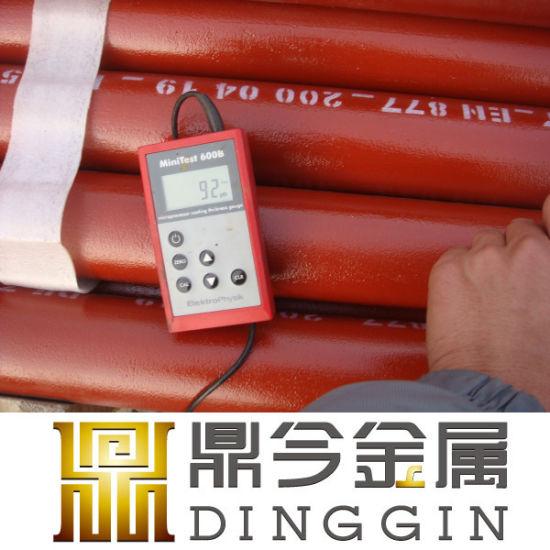 En877 Cast Iron Drain Pipes Supplier