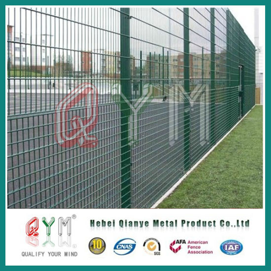 China Anti Climb Welded Wire Mesh/ 358 High Security Fence - China ...