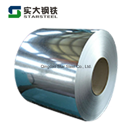 Dx51d Z40 Hot Dipped Zinc Coated Coil /Gi/Galvanized Steel Coil for Constraction