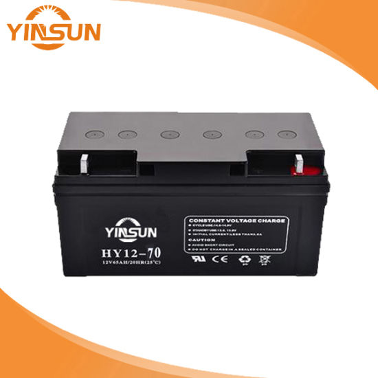 12V120ah Lead Acid Battery Solar Battery for Solar Power System pictures & photos