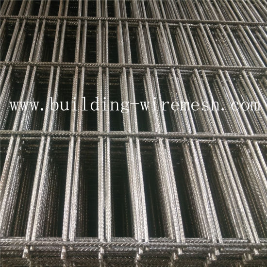 China 6X6 Welded Wire Mesh Reinforcement in Concrete Slabs - China ...