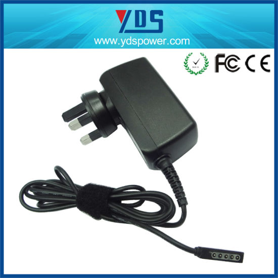 Notebook Charger for Microsoft 12V 3.6A Microsoft Surface PRO2 pictures & photos