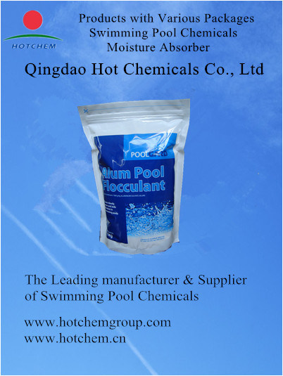 Polyacrylamide Paam Pool Floc for Sale pictures & photos