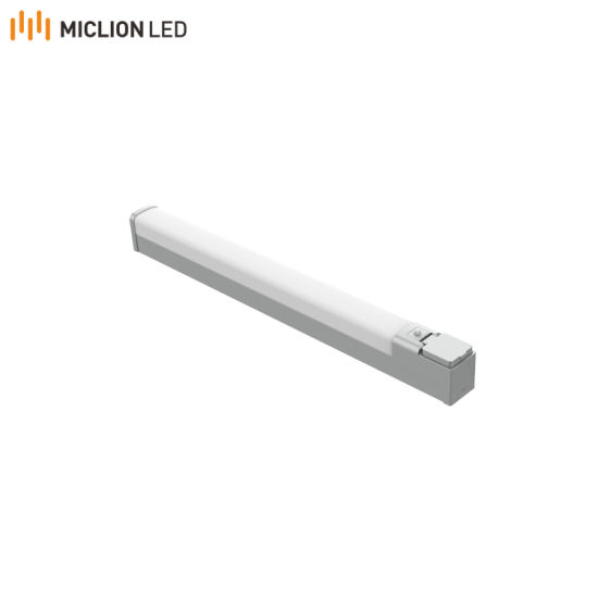 LED Wireless Battery Powered PIR Motion Sensor Night Light with IP44