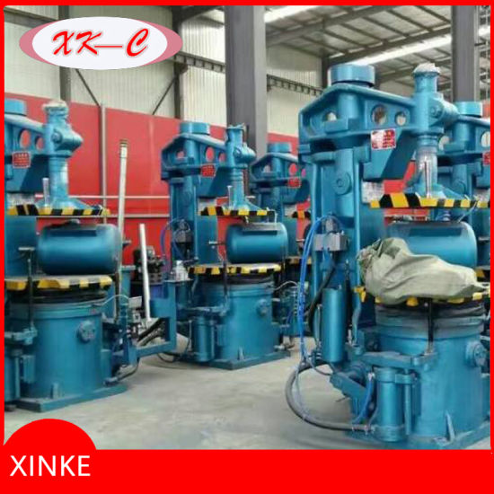 Clay Sand Casting Machine pictures & photos