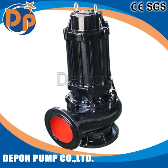 Submersible Sewage Pump Centrifugal Type pictures & photos