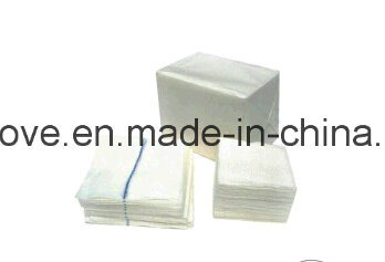 Ht-0519 Non Sterile Highly Absorbent Cotton Gauze Swabs pictures & photos