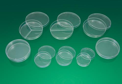 Disposable Plastic Sterile Petri Dish