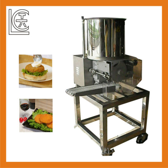 Automatic Burger Patty Forming Machine pictures & photos