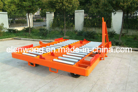 7t Gse Airport Pallet Dolly (GW-AE03) for Aviation