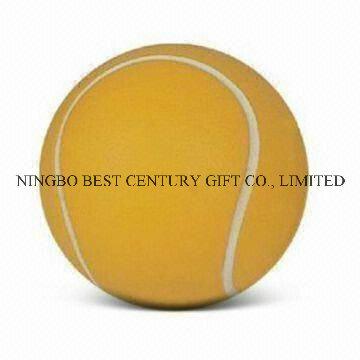 PU Anti Stress Ball Tennis Ball Design