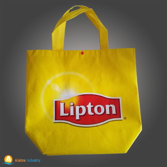 Lamination Non-Woven Tote Bag, Shopping Bag pictures & photos