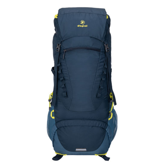 Customized Outdoor Wear Resistance Ultra Light Expandable Capacity Hiking Backpack