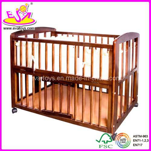 Wood Baby Crib with Storage (WJ278341)