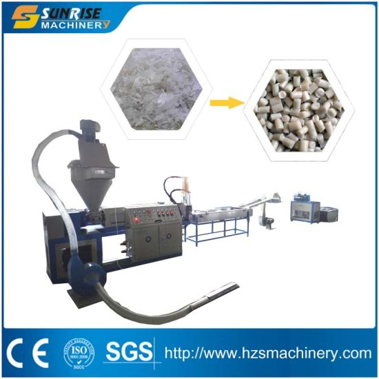PP PE Film Recycling Granulator for Waste Material pictures & photos