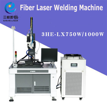 Handheld Fiber Laser Welder for 3mm Stainless Steel Aluminium