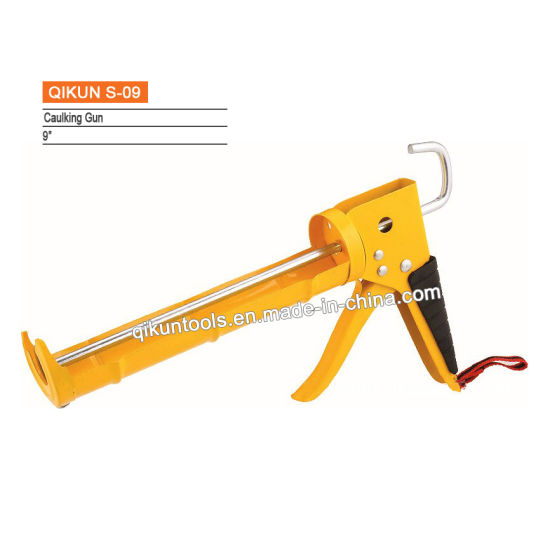 S-04 9′′ Semicircle Sealant Silicone Gun pictures & photos