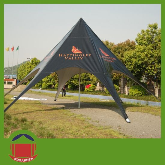 2015 High Quality Dia 8m Outdoor Star Tent pictures & photos