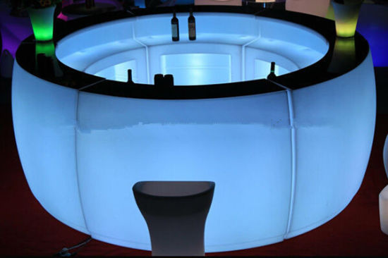 IP68 Outdoor Party LED Bar Table (YS-1901)