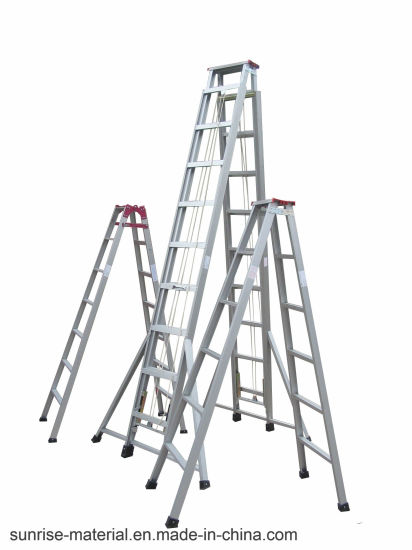 Aluminium Profile for Work Ladder pictures & photos