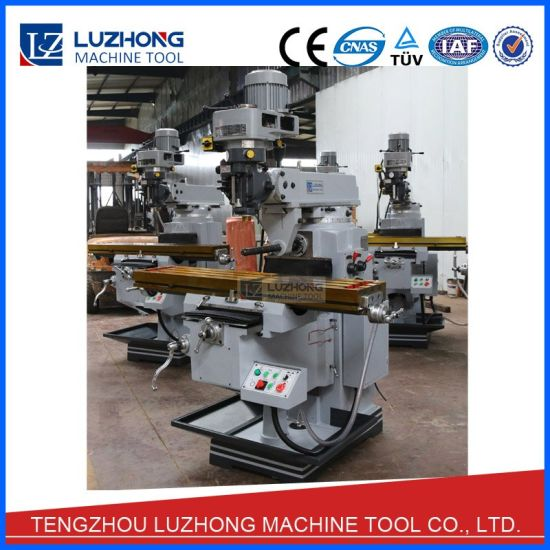 Universal Radial Turret Milling Machine 4hw 5hw pictures & photos