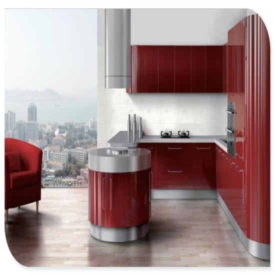 Luxury European Design Portable Kitchen Furniture