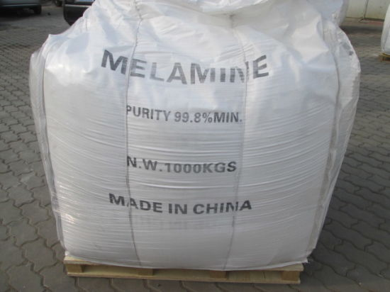 2020 Hot Sale of Melamine 99.8% Powder