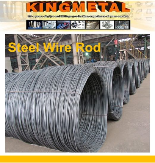 SA1008b Low Carbon Steel Wire Rod