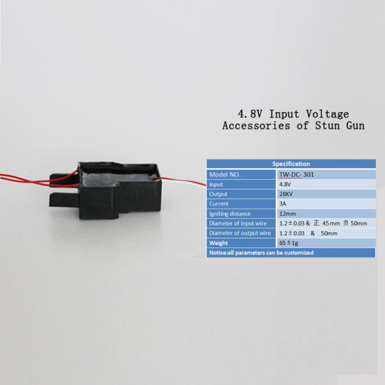 Ultra-High Voltage Pulse Generator DC4.8V to 28000 V pictures & photos