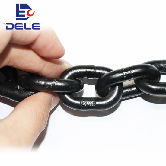 5*15 mm Chain Link G80 Link Chain pictures & photos