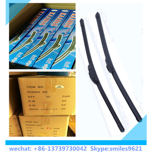 Big Discount Flat Wiper Blade pictures & photos