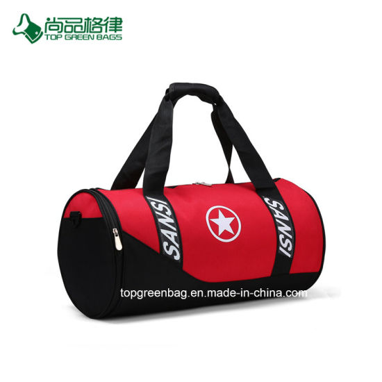 6017e383a1 Large Capacity Sport Duffel Bags Traveling Bags with Shoe Compartment. Get  Latest Price