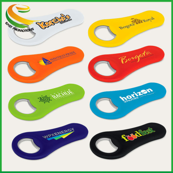 Wholesale Customized Own Logo Wooden Stainless Steel Bottle Opener Card Epoxy Colorful Spray Painting Metal Bottle Opener pictures & photos
