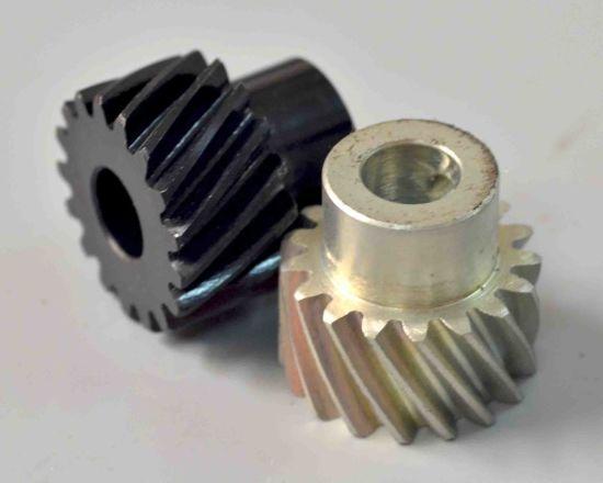 Customized High Precision Alloy Steel Bevel Gear/Helical Gear
